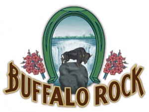 Buffalo Rock Old Logo